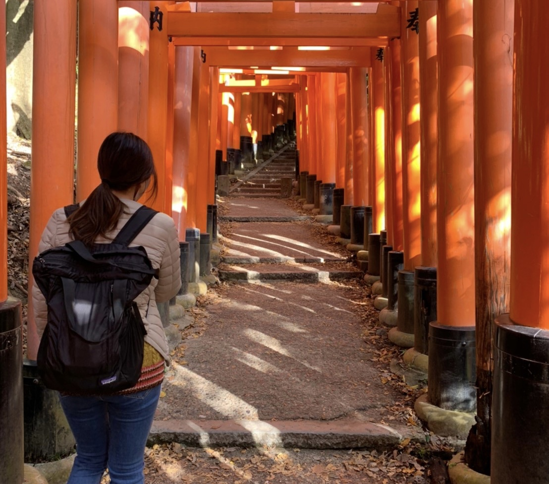 Read more about the article ぐるっと!京都一周トレイル®︎ ②伏見稲荷〜蹴上